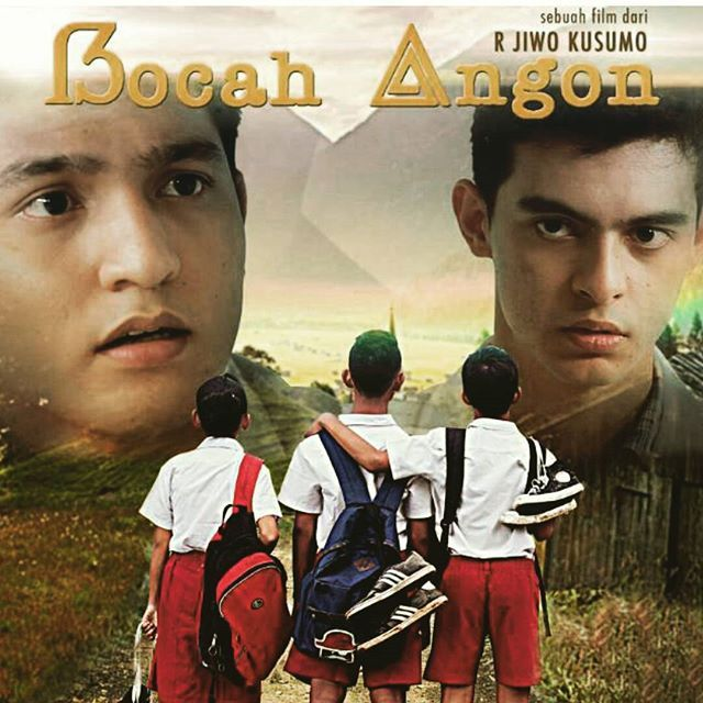 WEBSTA @ javarocket5069 - Bocah Angon the Movie #publishingmovie #btsindonesia  #otwsob  #latepost #intagram #sore #filme