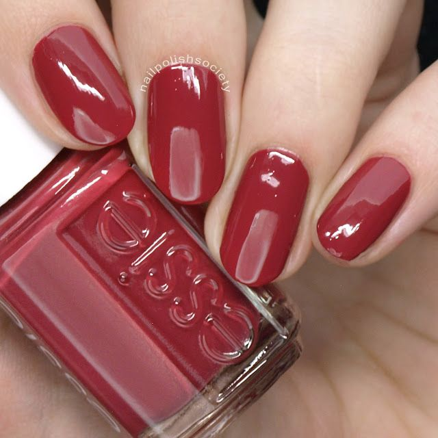 Essie Fall 2018 Collection – Hands