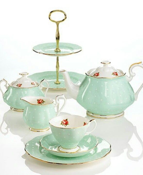 Just the cup and saucer is for the 52 dollars, not everything you see here.  Be careful.