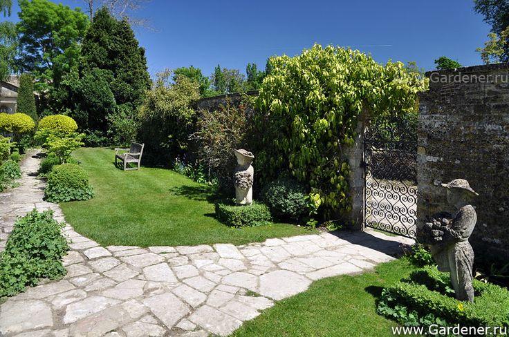 Barnsley House and Gardens (Дом и сады Барнсли) | Ландшафтный дизайн садов и парков