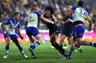 Brad's Ramblings: NZ Warriors Round 16 Review: Warriors Mt Smart for...