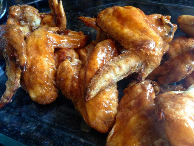 Old Bay Chicken Wings | food | Pinterest