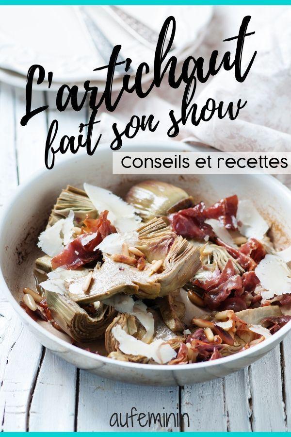 L Artichaut Comment Le Cuisiner Recette Artichaut Recette Artichaud Recette