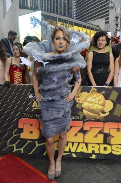 Sharknado costume!! Ginger Zee