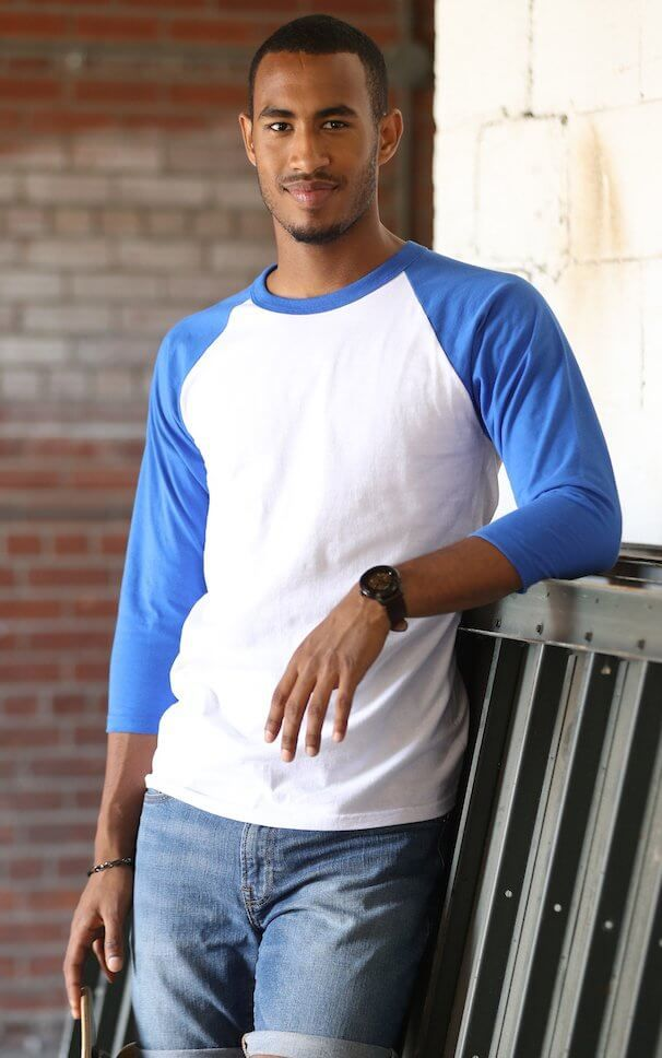 Shop premium quality blank T-shirts, Polo shirts, Hoodies in bulk at Tshirtideal.com. Free shipping and returns!! #Wholesale #Activewear #Clothing