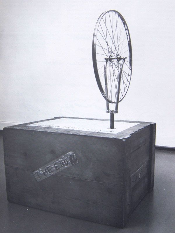 Robert Filliou - For Duchamp (1969)