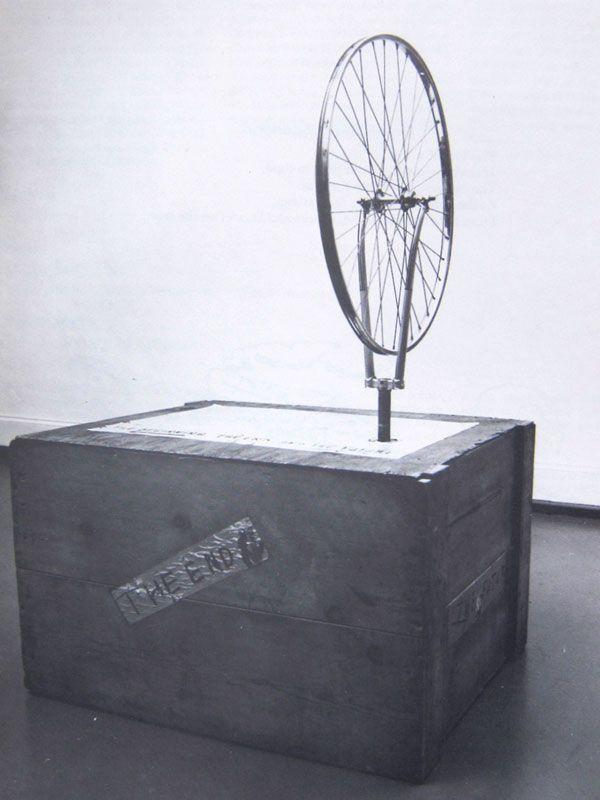 Robert Filliou - For Duchamp (1969)