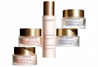 Clarins Multi-Régénérante producten voldoen aan de specifieke behoeften van de rijpere huid en zijn de ideale verzorgingsproducten voor vrouwen vanaf 40 jaar.