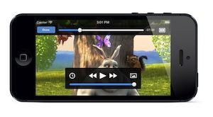 VLC for iOS can play all your movies and shows in most formats directly without conversion. You can synchronize media to your device using WiFi Upload, iTunes, Dropbox, or direct downloads from the web. Completely free, libre and open source.