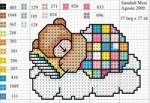 nice Cross Stitch Babies (9)