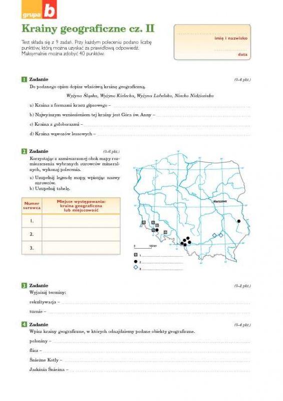 Sprawdziany Planeta Nowa 3 Sprawdziany Planeta Nowa 3 4 Spra Fm Sprawdziany Testy Odpowiedzi Bullet Journal Map Map Screenshot