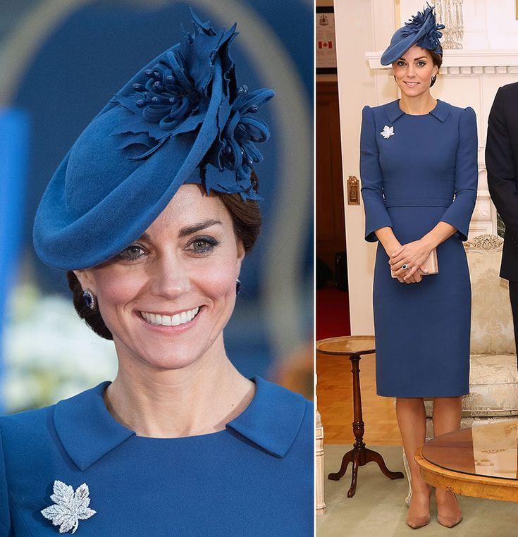 La Duquesa de Cambridge y sus 'looks' en Canadá: foto a foto, así ha vestido en su viaje oficial