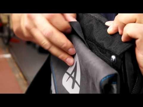 Arkel Bike Bags - Padded Laptop Sleeve