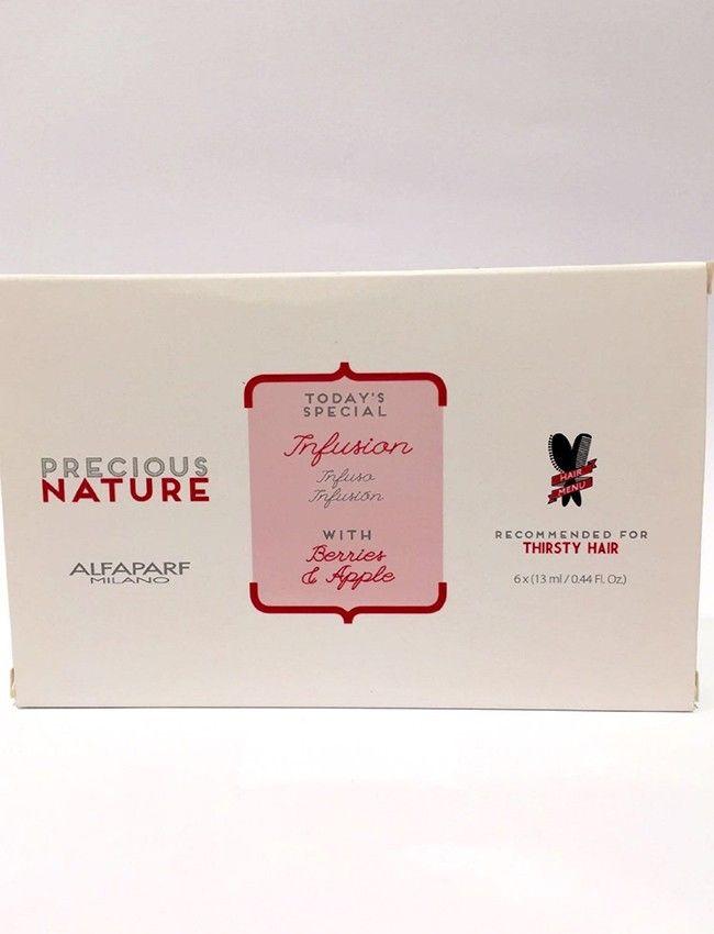 Alfaparf Precious Nature Infusion Capelli Secchi e Disidratati 13 ml