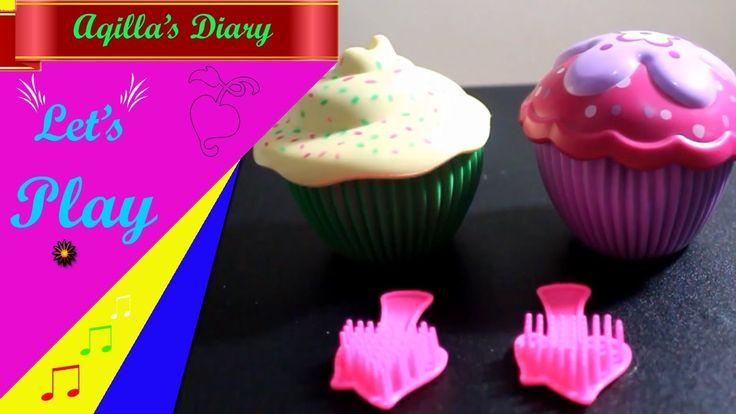 Aqilla Bermain Cupcake Surprise (Cupcake Transforms)