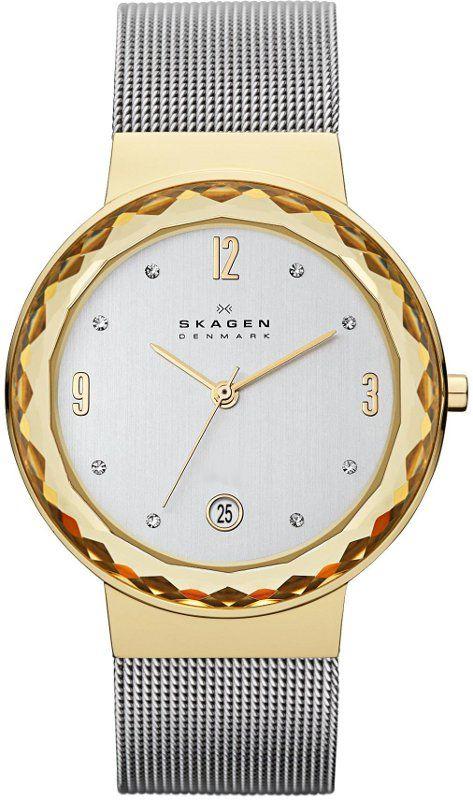 Un ceas fashion si elegant care cucereste prin combinatia culorilor alese si a cristalelor din dreptul indicatorilor orari. Skagen LEONORA poate fi asortat cu usurinta oricarei tinute. https://www.watchshop.ro/ceasuri-de-dama/skagen/leonora-skw2002/