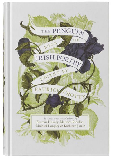 the penguin book of irish poetry #penguin #read