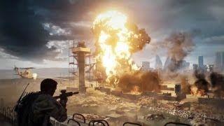 Jeu de tir à la première personne (FPS) [sur sur Xbox One] , Battlefield 4 est surtout taillé pour le multijoueur, malgré une campagne solo qui vous permet d'intégrer une escouade et de prendre part à des affrontements de grande envergure. De très nombreuses maps sont désormais disponibles grâce à la pléthore de DLC et forment le cœur du jeu. Votre avatar peut évoluer au fur et à mesure des parties ce qui vous donne la possibilité d'améliorer vos armes...