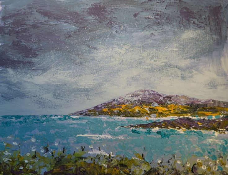 Buy Taransay and North, Acrylic painting by Paul Hillary on Artfinder. Discover thousands of other original paintings, prints, sculptures and photography from independent artists.