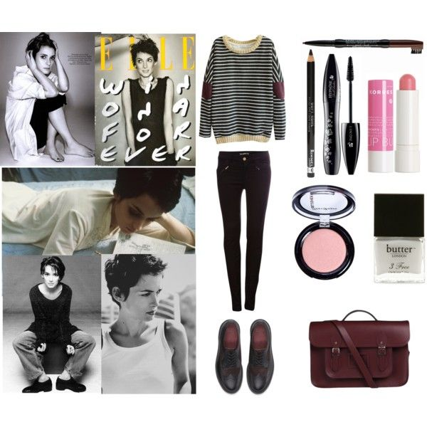 """#54-Get the look:Winona Ryder (''Girl, Interrupted''style)"" by just-em-58 on Polyvore"