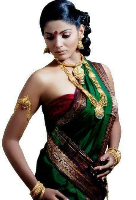 1000 Images About Half Saree On Pinterest  Sexy, Photo -7967