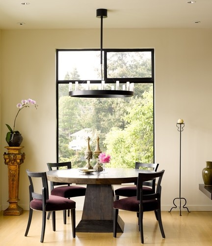 West Seattle Dining Room - contemporary - dining room - seattle - Gregory Carmichael