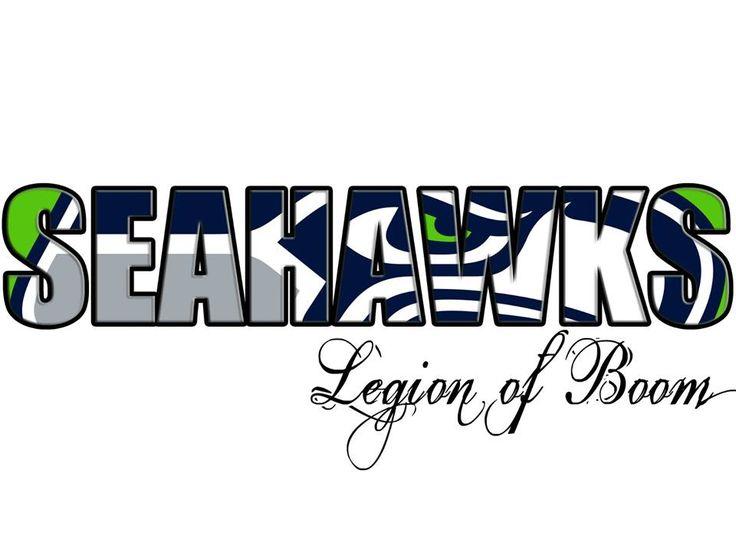 Seattle Seahawks! Legion of Boom! Football Is Life