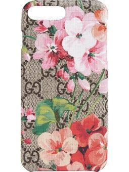571cc3eeb4522a Gucci GG Blooms iPhone 8 Plus Case in 2019 | Cell Phones, Cell Phone ...