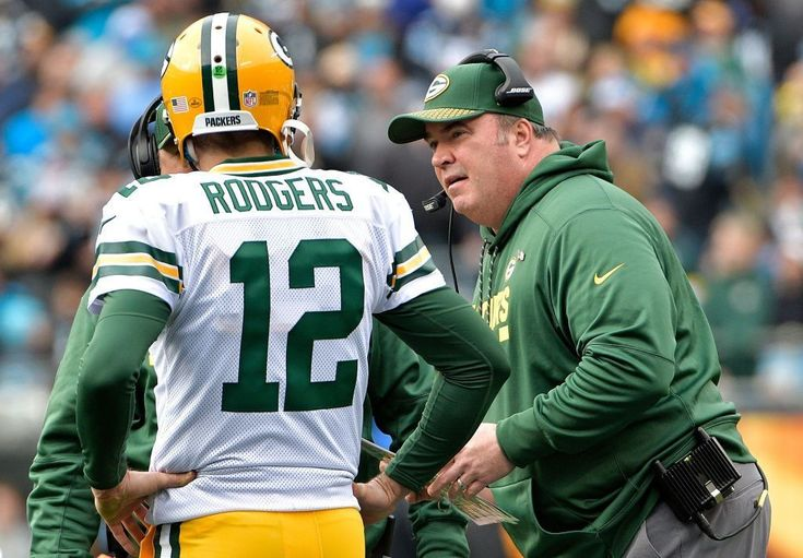 Mike McCarthy in rare spot of looking at Packers future