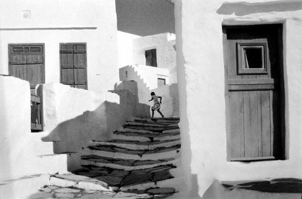 Henri Cartier Bresson Sifnos 1961