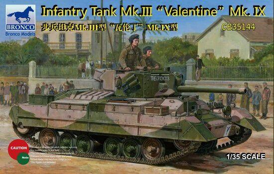 valentine ix tank