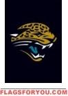 """Jaguars Mini Flag 15"""" x 10 1/2"""""""