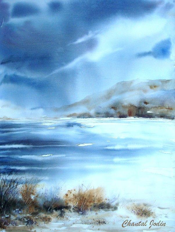 Chantal Jodin, New Paysages