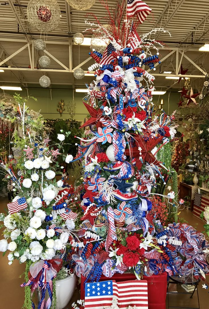 Patriotic decoration ideas from Arcadia Floral and Home ...