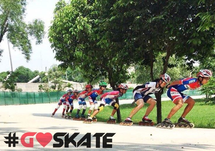 Did you #GoSkate today? Thanks to @venividivici_inlineskate for the #inspiration #lovemywheels #lovemylife #GoSkate #WeLoveToSkate #skate #fun #joy #happiness #fitness #patincarrera #mipasionespatinar #amopatinaje #amor #patinaje #patines #patinajevelocidad #GoSkate #MPCWheels #JunkWheels #WheelDoping
