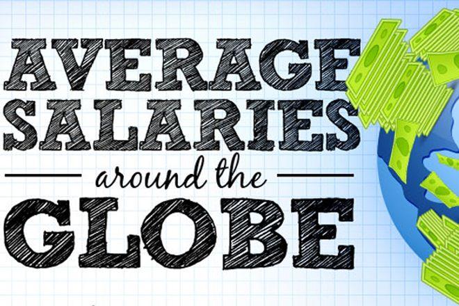 Infográfico mostra salários de designers e desenvolvedores ao redor do mundo http://www.bluebus.com.br/teste/