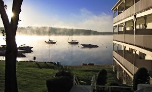 Groupon - Stay at Center Harbor Inn in Center Harbor, NH, with Dates into October in Center Harbor, NH. Groupon deal price: $104