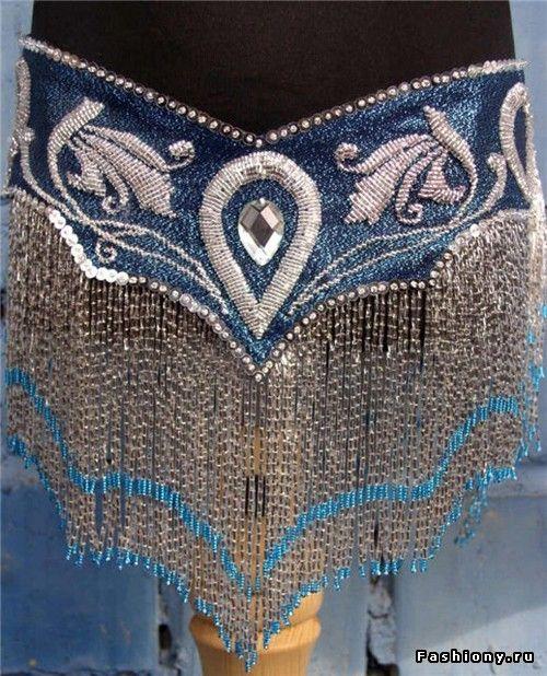 Тонкая красота Востока / восточные костюмы своими руками