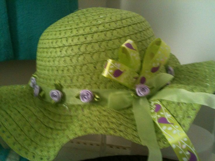 another little girls hat
