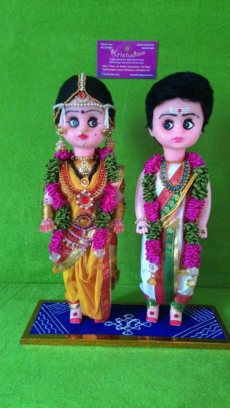 189 Best Images About Golu Dolls On Pinterest