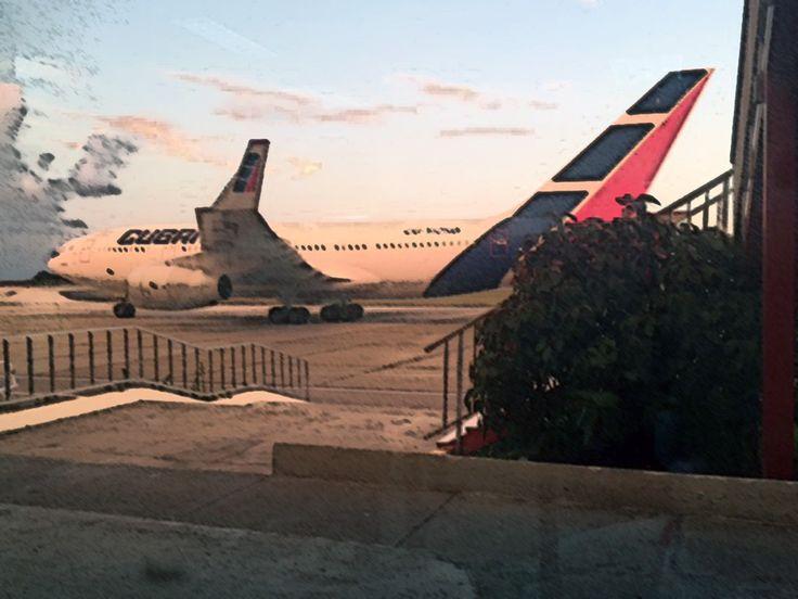 TRIP REPORT: Flying Cubana's Ilyushin IL-96