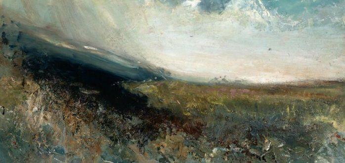 Summer evening by Joan Eardley