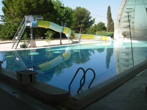 21 best Piscines   Swimming pools images on Pinterest Pools - location villa piscine couverte chauffee