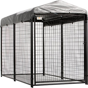 ASPCA Heavy Duty Dog Kennel 6FT' x 5FT' x 10FT'