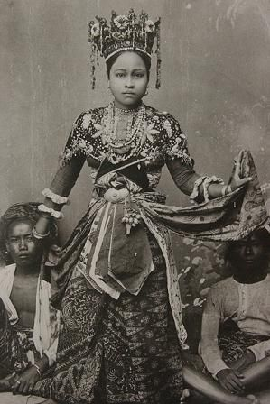 Old Photos of Indonesian People