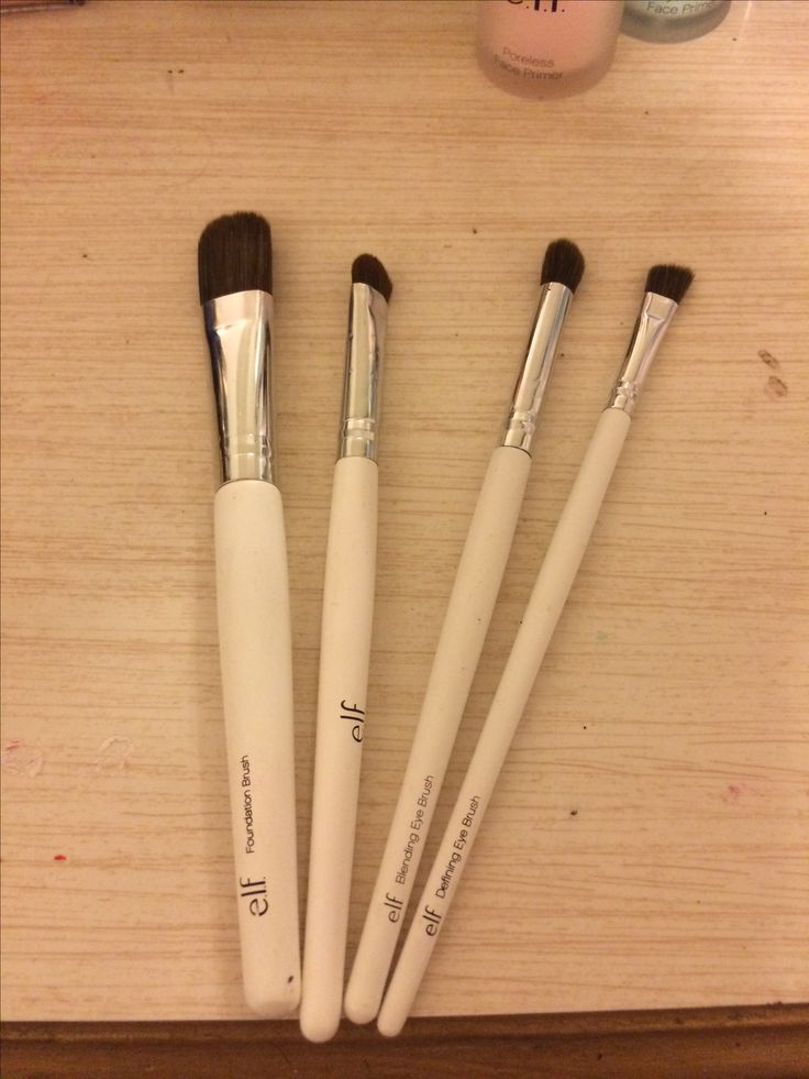 Elf brushes. $5 shipped Paypal ready