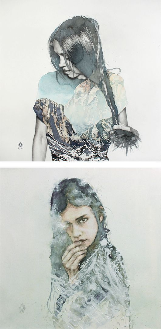 Blendscapes by Oriol Angrill Jordà | Inspiration Grid | Design Inspiration
