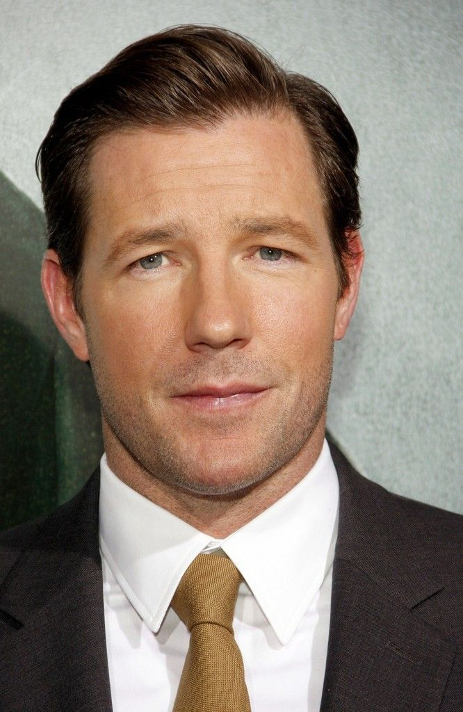 Edward Burns I think he is what i call Wonder Bread , one of my favorite catagories of men.