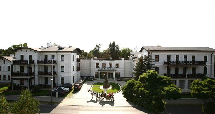 Hotel Uzdrowiskowy St. George Ciechocinek *** – Weekend w uzdrowisku z basenem