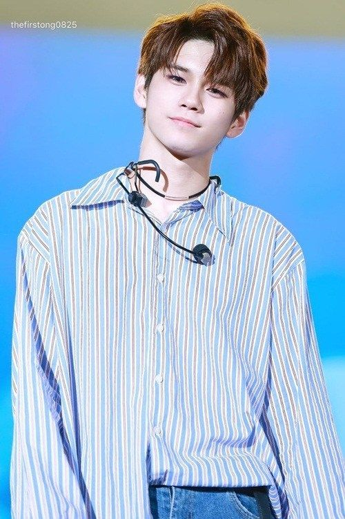Ong Seongwoo Wanna One